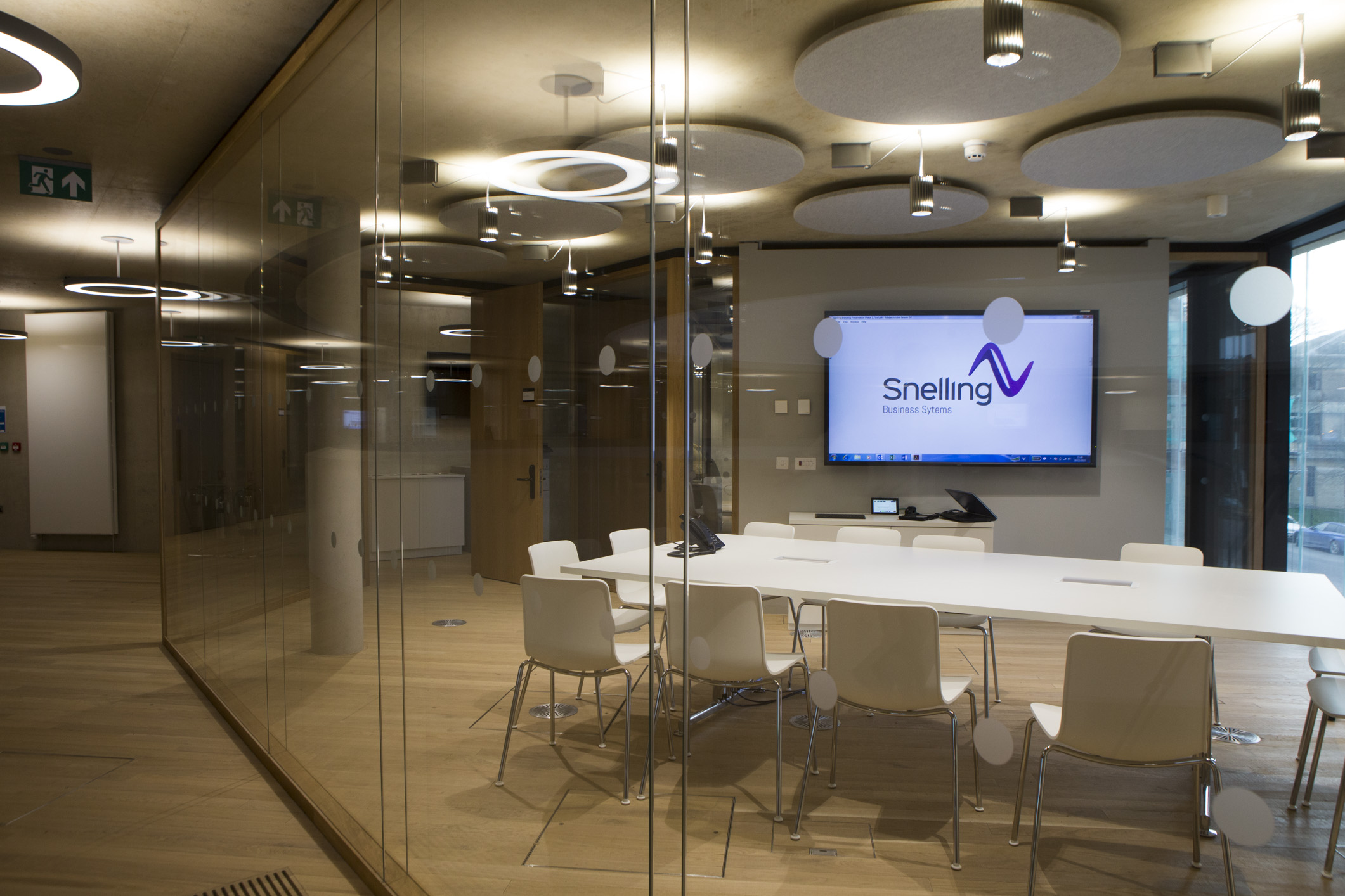 Huddle Room | Audio Visual Design and Installation