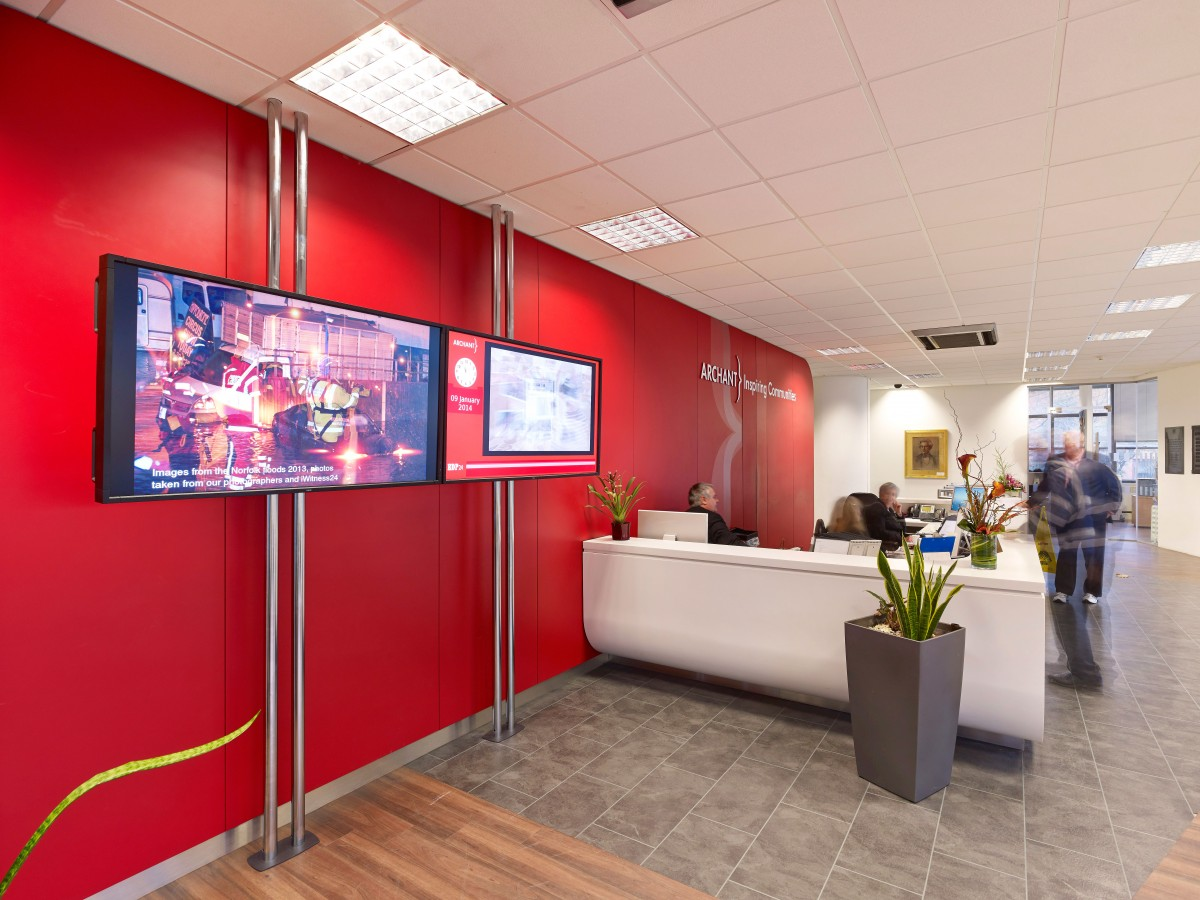 Video Wall technology | Audio Visual Integration | Corporate