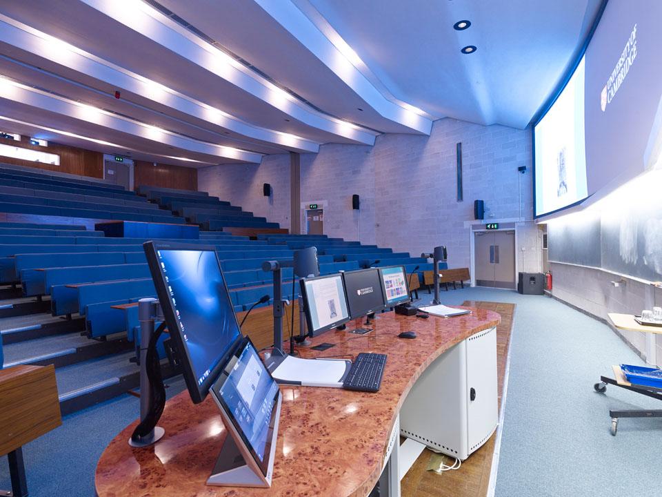 University of Cambridge | Main Lecture Theatre