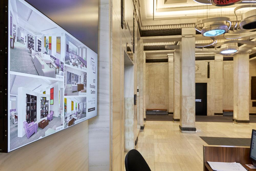Digital Signage Integration   Corporate Audio Visual   Snelling