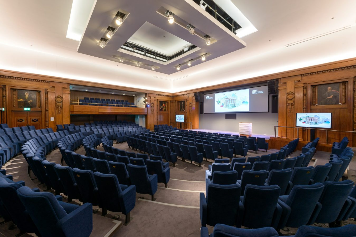 Corporate Unified Communications Case Study   IET Savoy Place