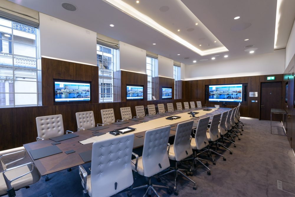 Audio Visual Integration | Corporate Boardrooms | Snelling Business Systems