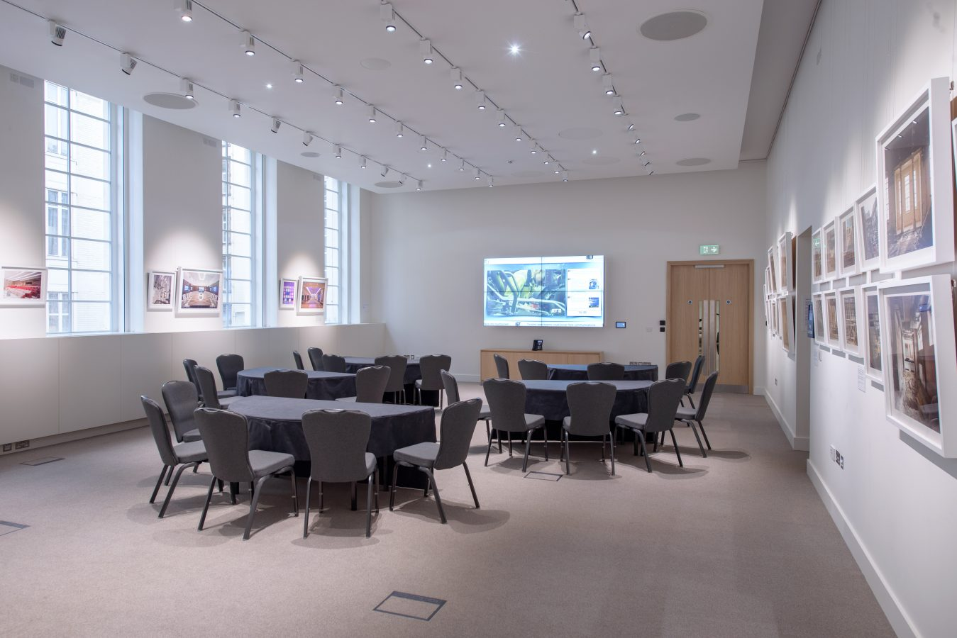 Mountbatten Exhibition Room | Audio Visual Integration