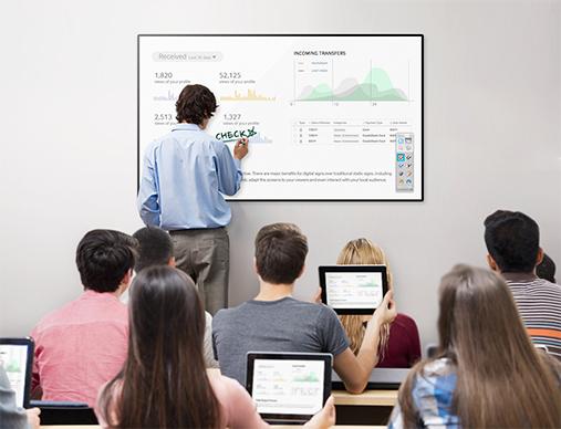 Samsung Interactive WHiteboard