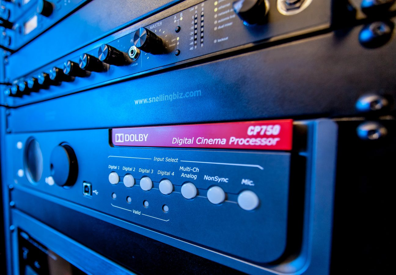 University of Reading | AV Rack | Snelling Business Systems