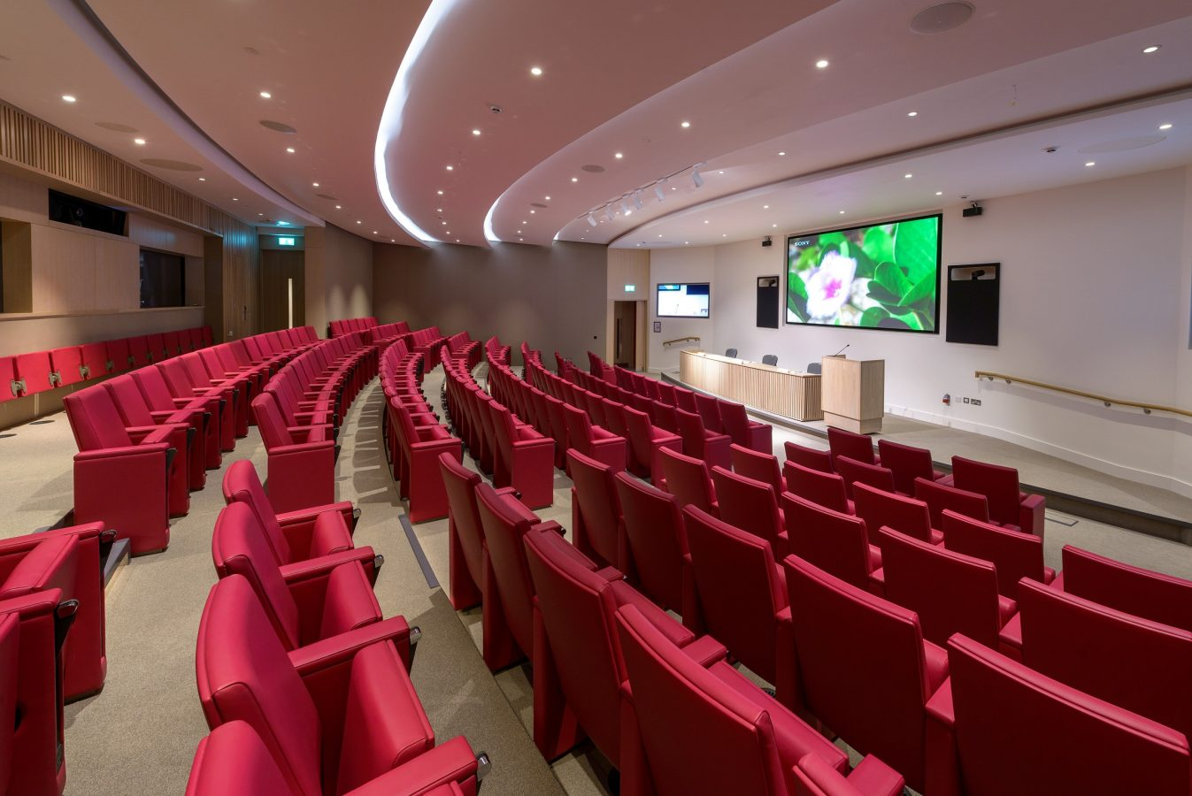 AV systems for Corporate spaces