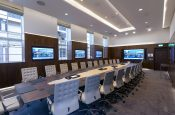 IET Corporate Boardroom | Case Study