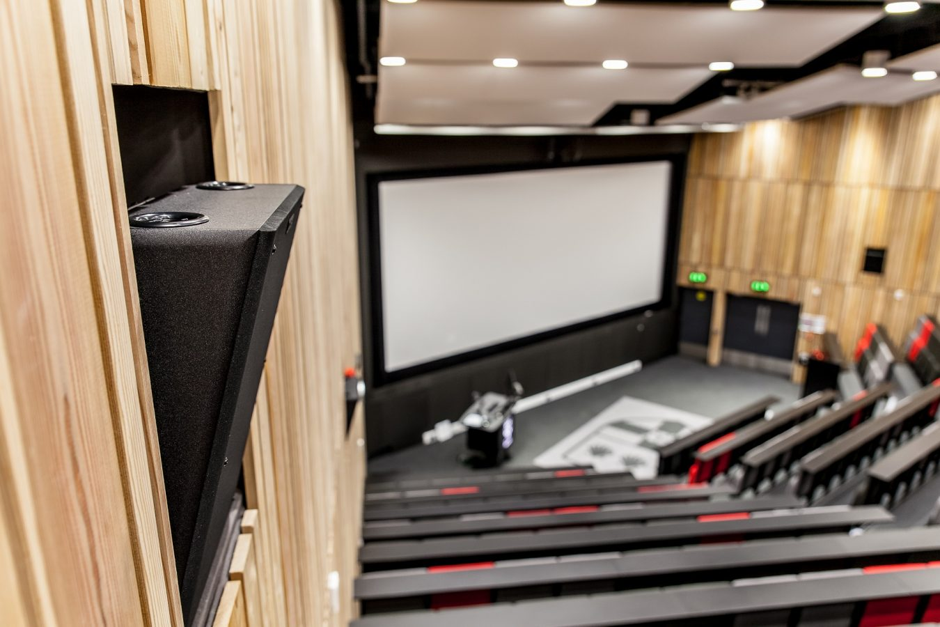G10 Cinema | Dolby Surround Audio | Snelling Business Systems
