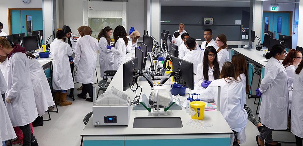 AV Systems Medical Facility | Superlab