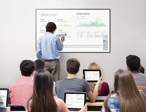 Samsung Interactive WHiteboard