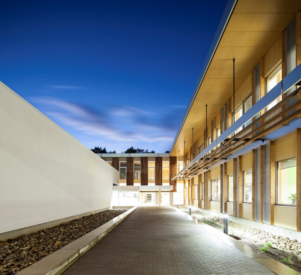 Britain's Greenest Building | Snelling Business Systems