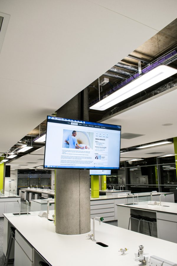 University of Surrey |Laboratory AV Case Study