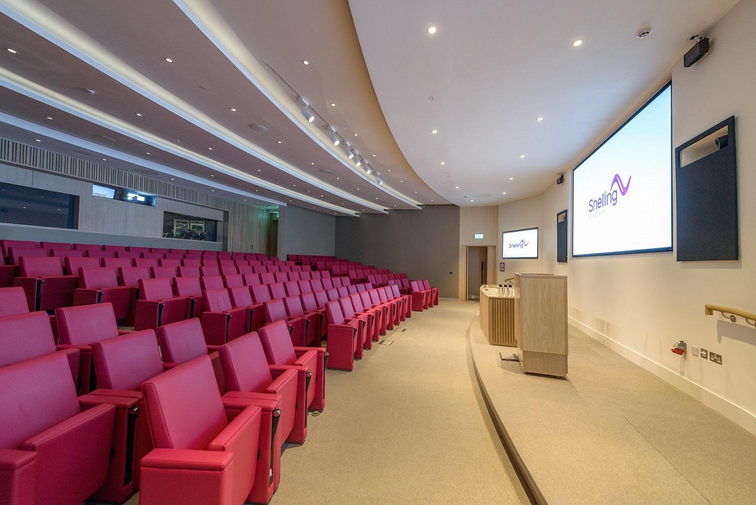 Lecture Theatre | Audio Visual | Design Integration Installation
