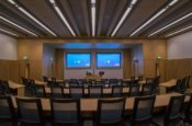 Lecture Theatre | Judge Business School | Snelling AV Integration