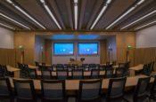 Lecture Theatre   Judge Business School   Snelling AV Integration