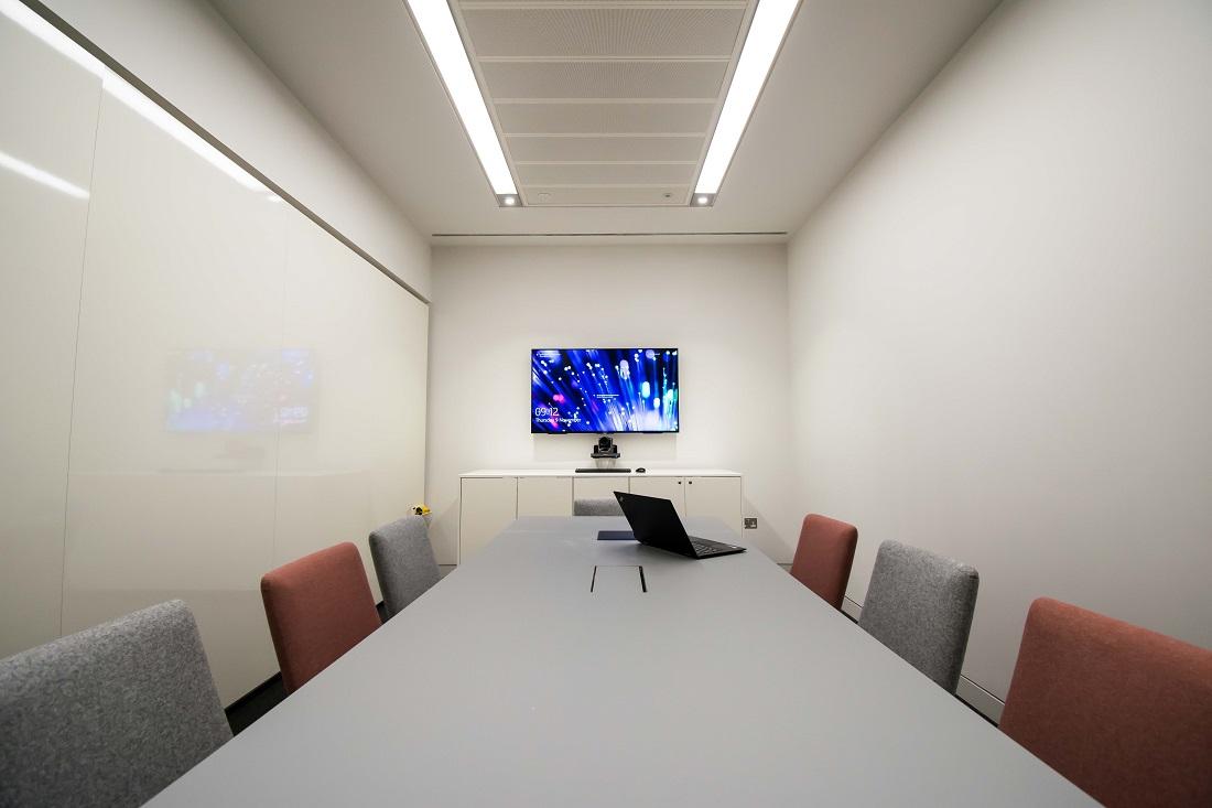 Video Conferencing Room   Judge Business School   Snelling AV Integration