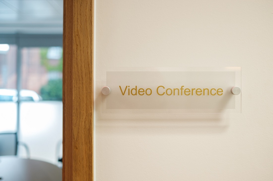 Video Conferencing Office Room | Mills and Reeve