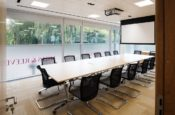 Divisible Meeting Rooms for Office | Mills and Reeve