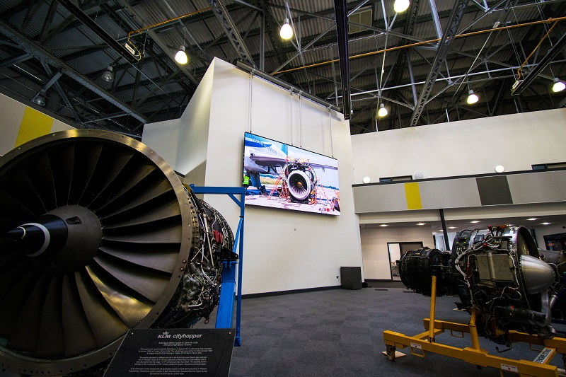 Aviation Academy Norwich | Audio Visual Case Study