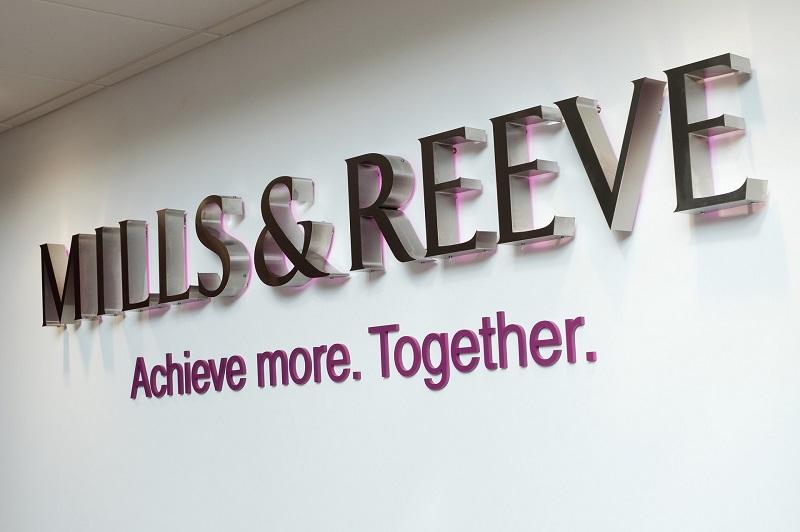 Mills Reeve Case Study Logo