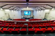 Lecture Theatre Facilities at Anglia Ruskin University | Snelling Case Study