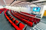 Science Centre Anglia Ruskin University | Lecture Theatre AV System