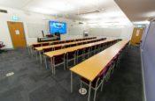 Teaching Room Surrey Business School Audio Visual