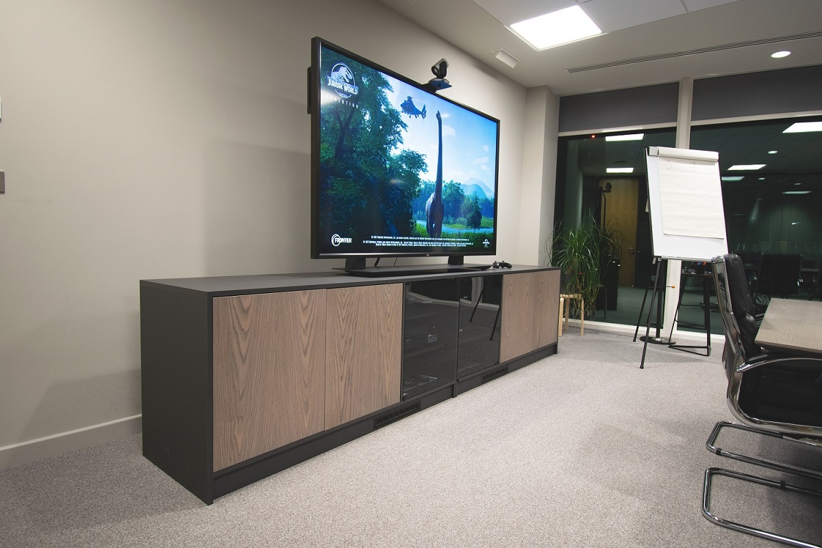 Meeting Room Video Conferencing Systems | Frontier Cambridge Office