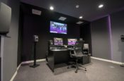 Game Testing Room | Audio Visual Facility | Frontier Cambridge