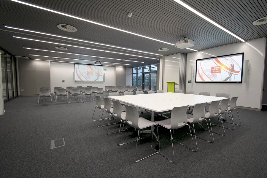 Quadram Institute AV Installation Case Study Download PDF