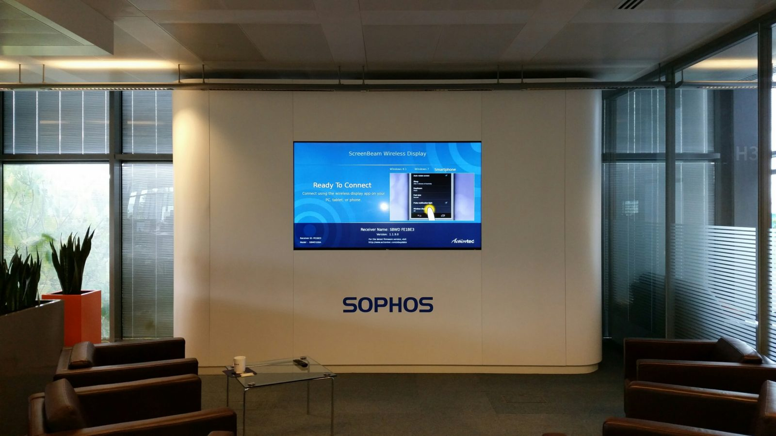 Sophos Zoom Room Integration by Snelling Business Systems Abingdon