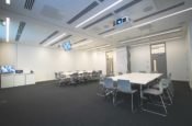 Quadram Institute Classroom AV Facilities