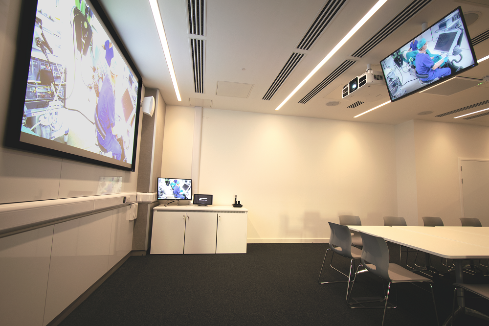 Audio Visual Facilities- Medical Training Room Quadram Institute