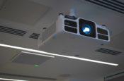 Classroom Projector Installation