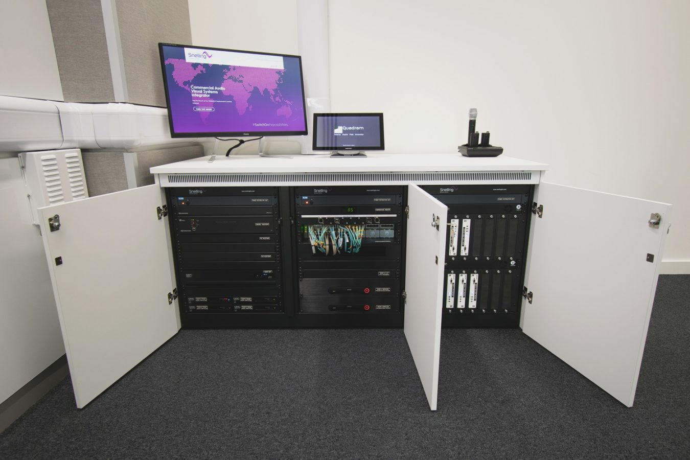 Quadram Institute Facilities for AV