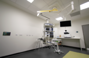 Medical Facility Audio Visual Specialist Installation