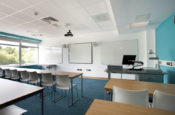 Medical School Classroom AV -Snelling