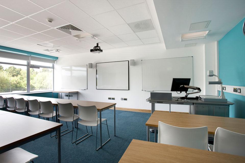 Medical School Classroom AV -Snelling
