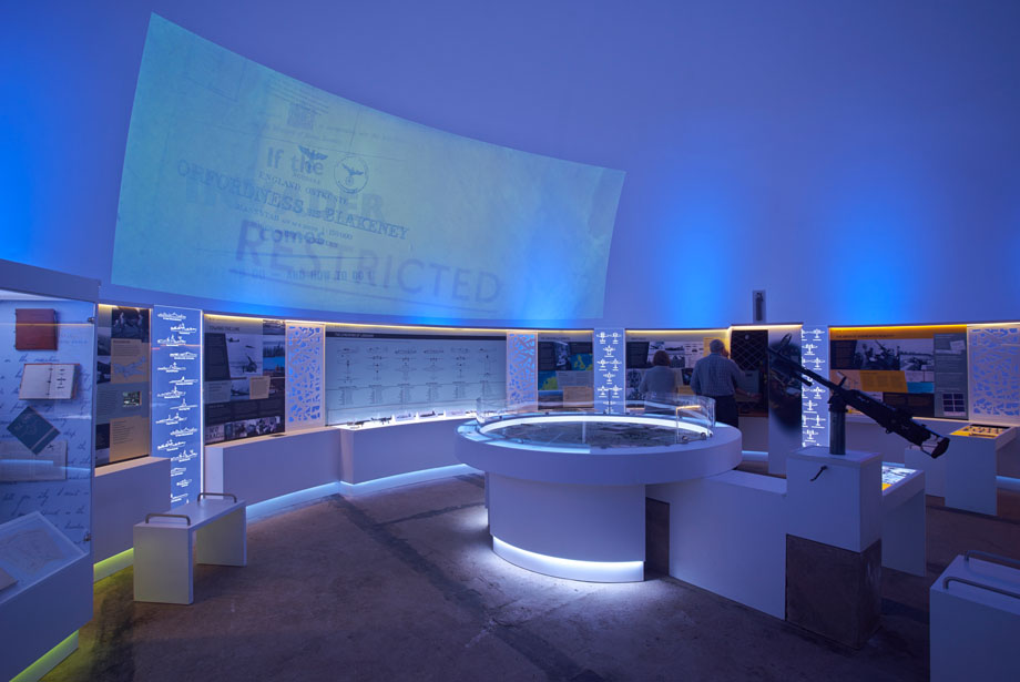 UK Museum Projection - Snelling Business Systems Installation