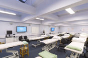 University Medical Training Institute - AV Systems Installation