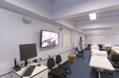 Medical Training Institute - AV Facilities
