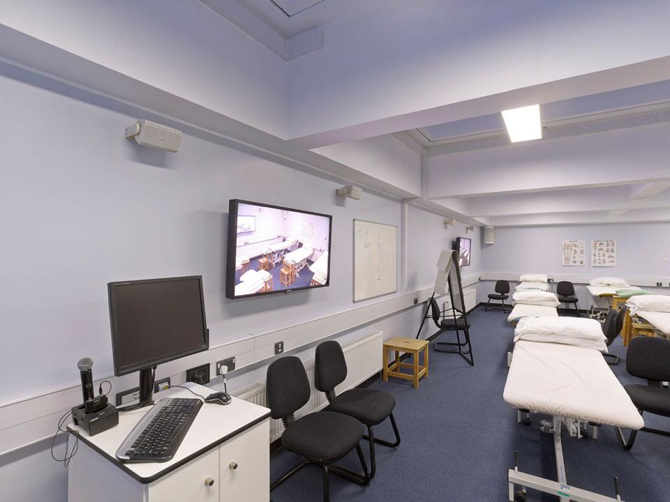 Medical Training Institute - AV Facilities