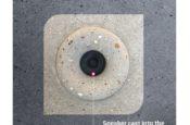 Stella McCartney retails store discreet speakers