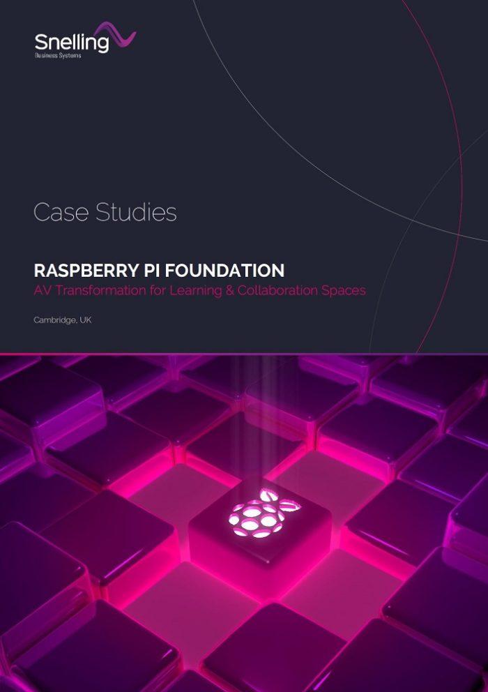Raspberry Pi Corporate AV Case Study Download