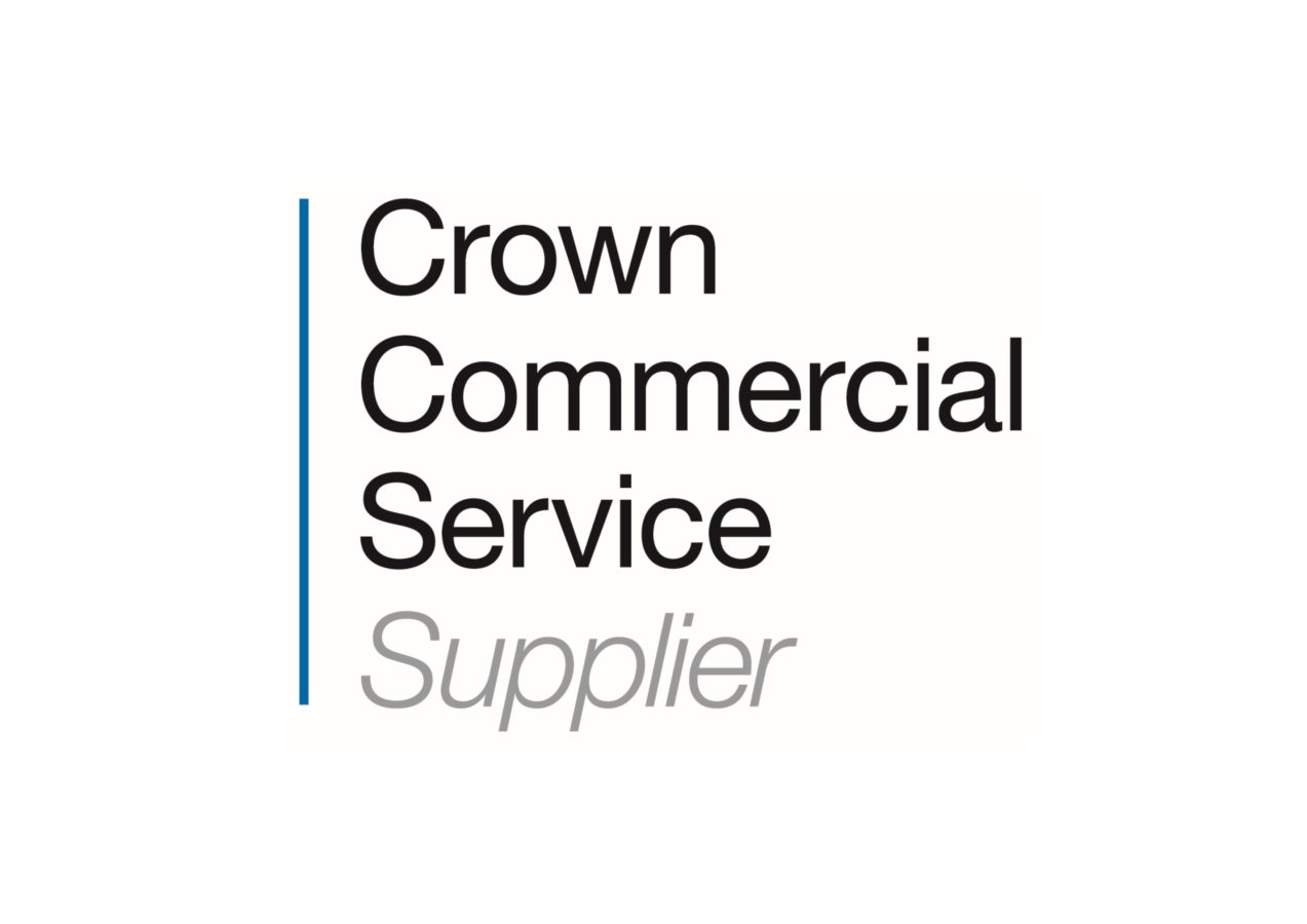 Crown Commercial Service Education Audio Visual Framework Supplier Logo - SNelling Business Systems