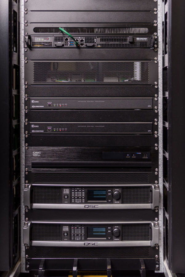 AV Rack Build 2 - Snelling Abcam