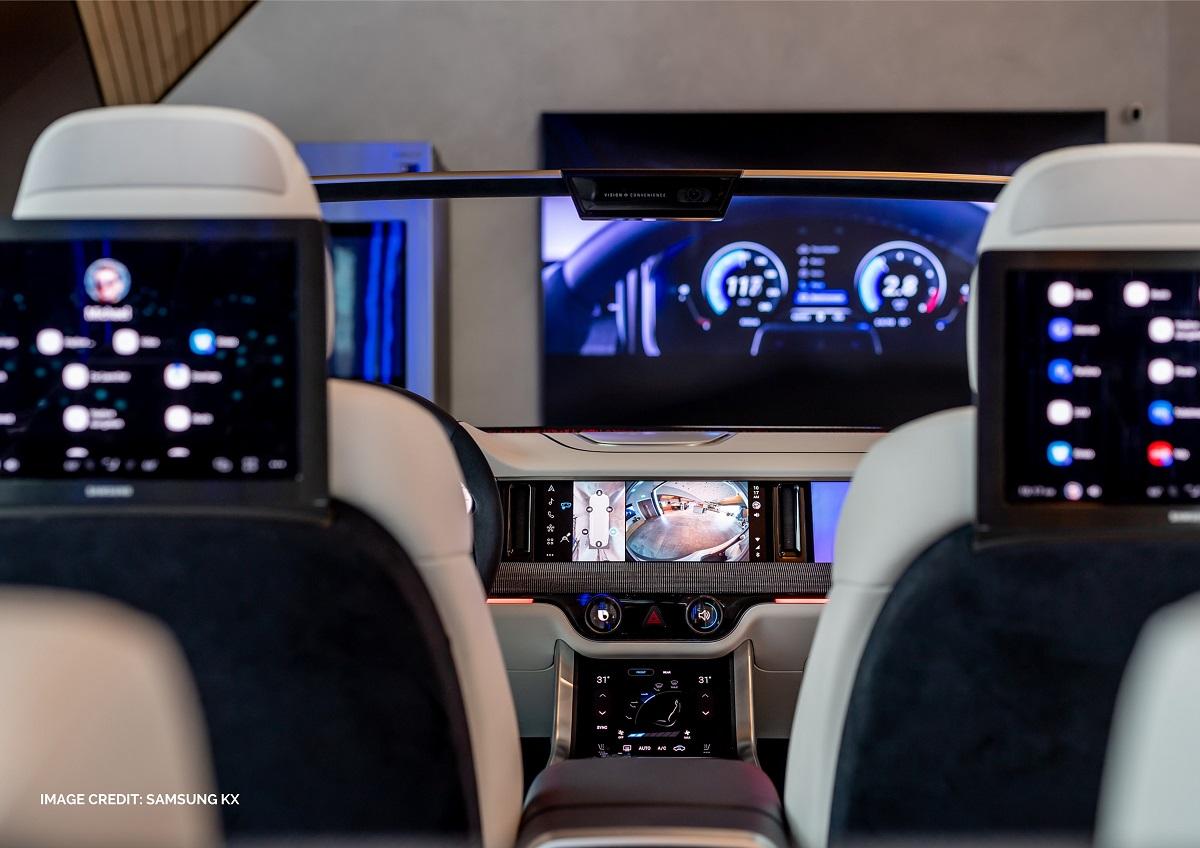 Samsung Harman Digital Cockpit_Snelling