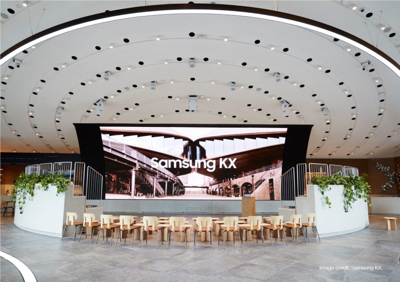 Samsung KX Entrance