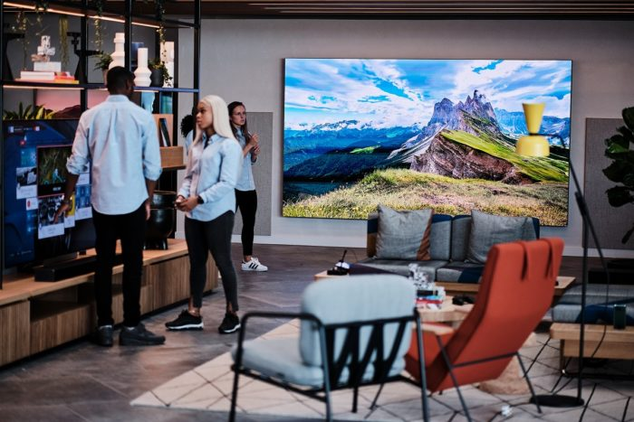 Samsung The Wall_LED Installation_Snelling Business