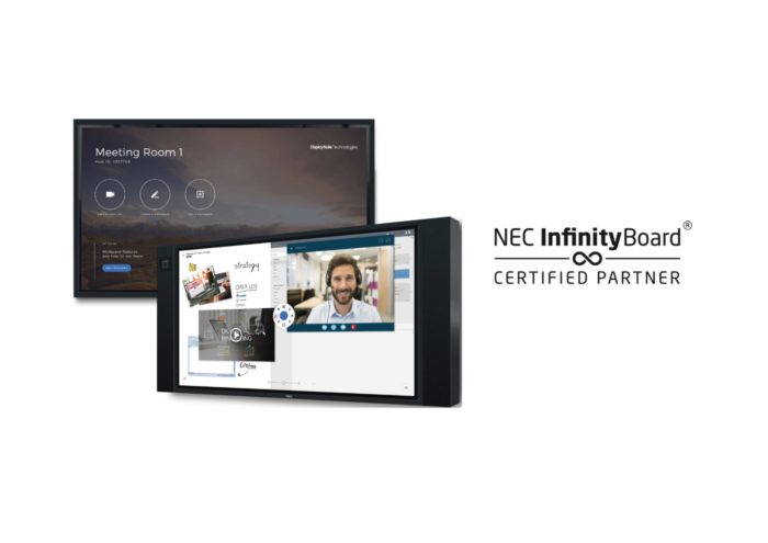 NEC Infinity Board Certified partner